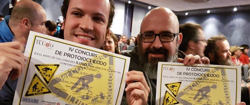 Premios Iludo 2018