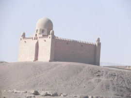 A Muslim Temple at Aswan