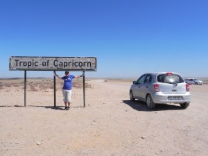 Tropic of Capricorn