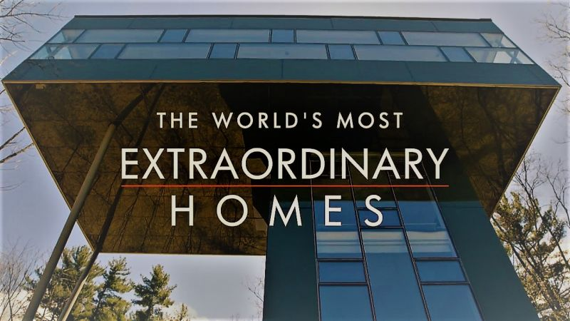 Worlds most extraordinary homes