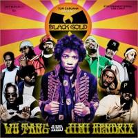 Black Gold (Mixtape) // Wu-Tang x Jimi Hendrix x Tom Caruana