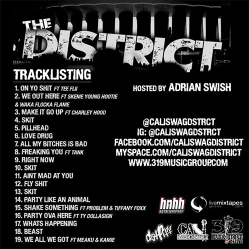 the district tracklist