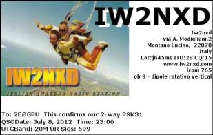 IW2NXD_20120708_2306_20M_PSK31