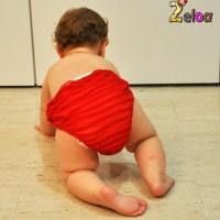 Imprescindibles de bebé III: ropa de gateo