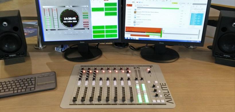 Studio Radio EUROCOM : La petite configuration pour bien démarrer