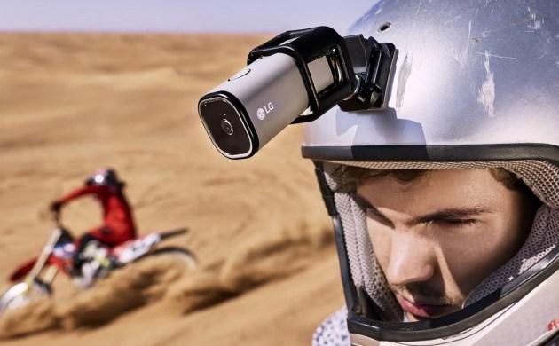 La nouvelle Action-Cam qui va vous permettre de streamer sur Youtube en 4G