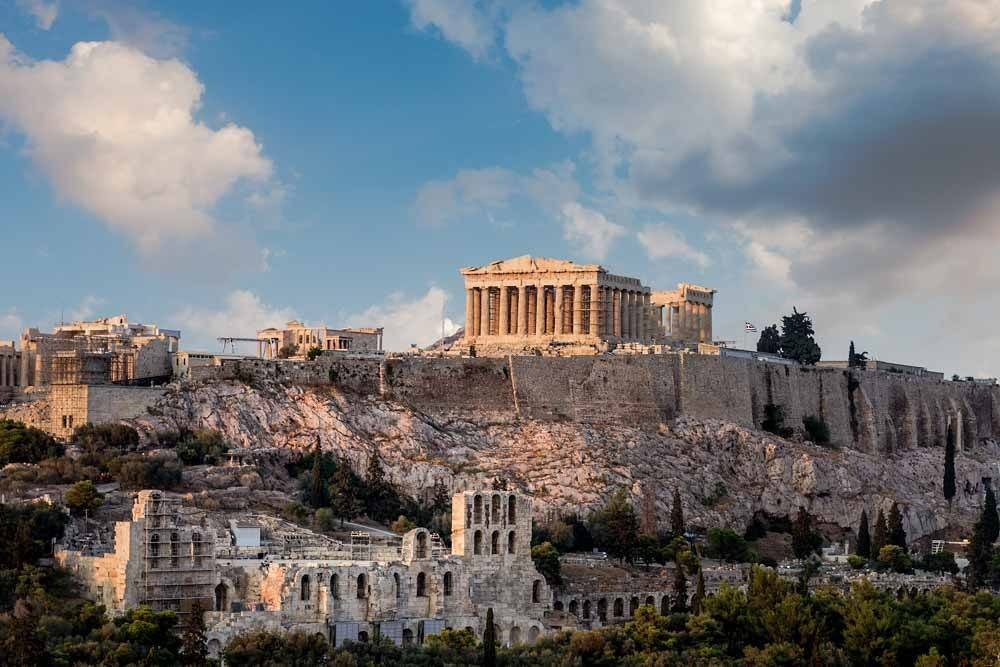 Popular Greek Food Dishes