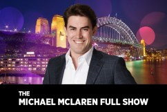 Overnights with Michael Mclaren Wednesday 21st November