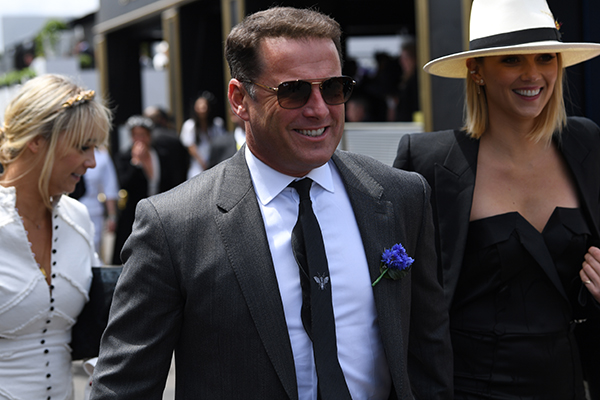 Karl Stefanovic axed from The Today Show