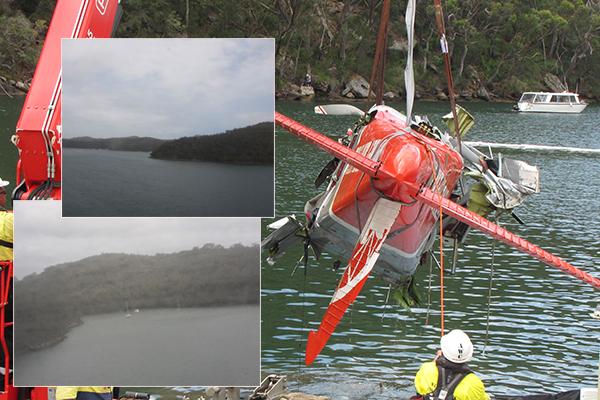 Crashed seaplane pilot's medical condition focus of investigation
