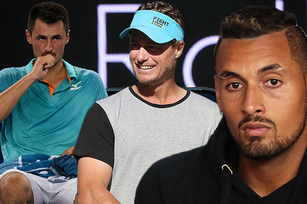 'I don't think there's a rift': Hewitt responds to Tomic broadside