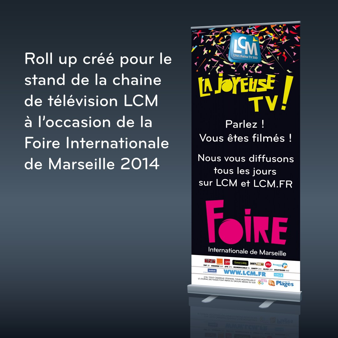 Roll up Foire