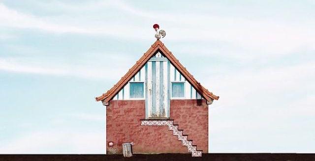 Les petites maisons solitaires