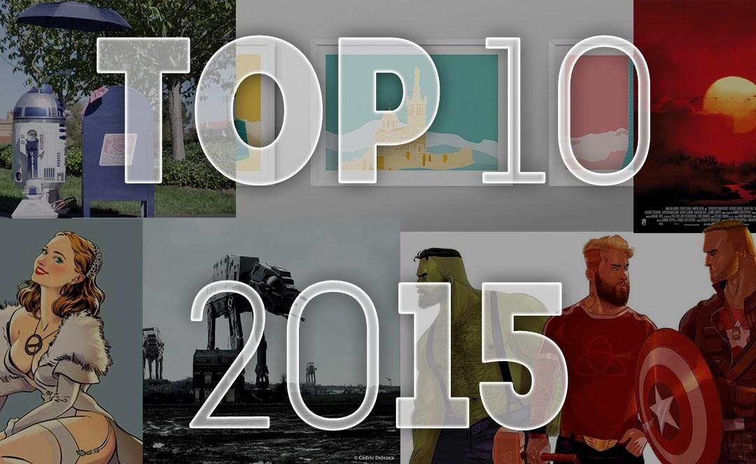 Rétro 2015 : Top 10 de vos articles préférés