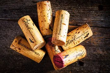 2Hawk Vineyard and Winery Wine Corks
