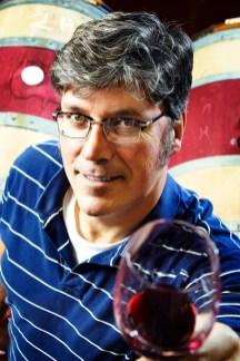 2Hawk Vineyard and Winery Winemaker Kiley Evans Toasting