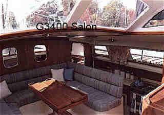 Gemini 3400 Catamaran By Performance Cruising
