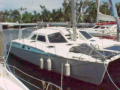 Used Kelsall Suncat Catamaran For Sale SONG BIRD