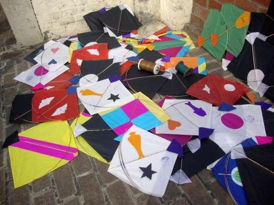 kites, fighter kites, indian kites