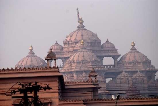 akshardham, delhi, akshardham temple