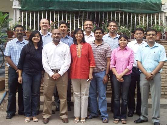 Eko India Team