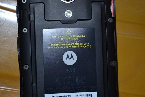 Motorola's Moto G