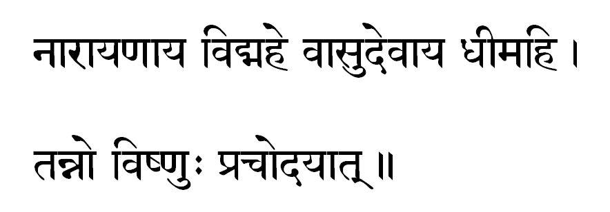 Narayana-Gayatri-in-Sanskrit