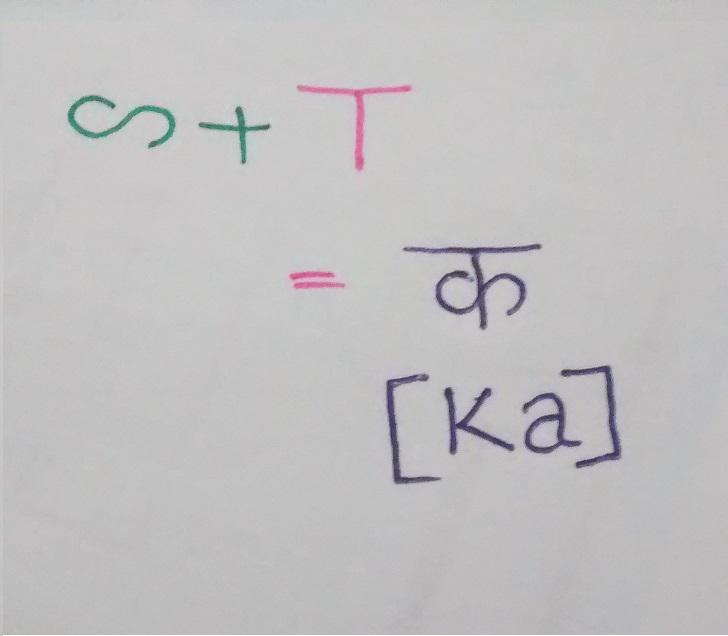 Sanskrit Letter क