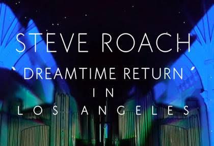 Steve Roach In Los Angeles