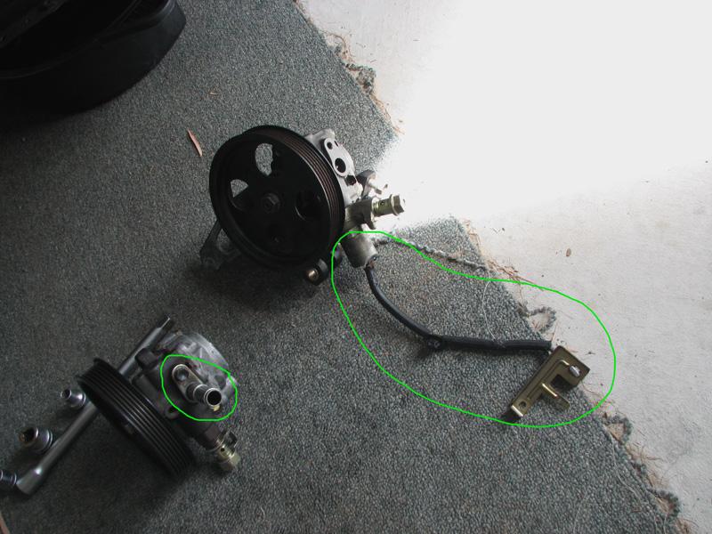 2JZGTE VVti PS pumps