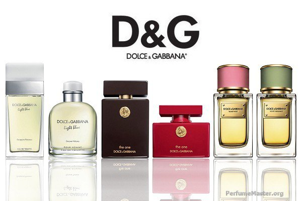 Top Perfume Brand- Dolce and Gabbana Best