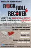 Music is the Medicine presents Rock Roll & Recover