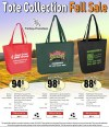 Custom Tote Bag Specials from 2K Printing Company!