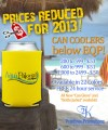 Custom Printed Can Cooler Specials