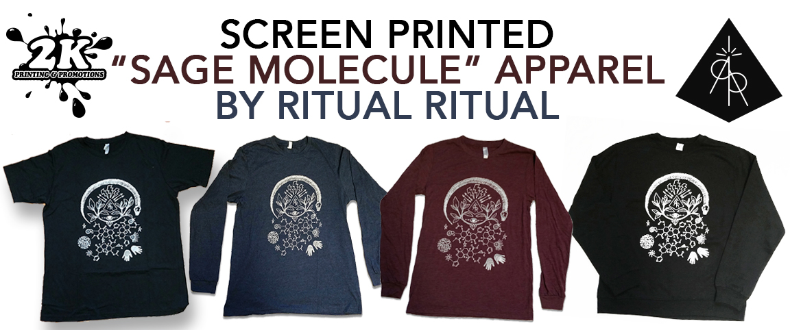 Screen Printed Apparel By Ritual Ritual