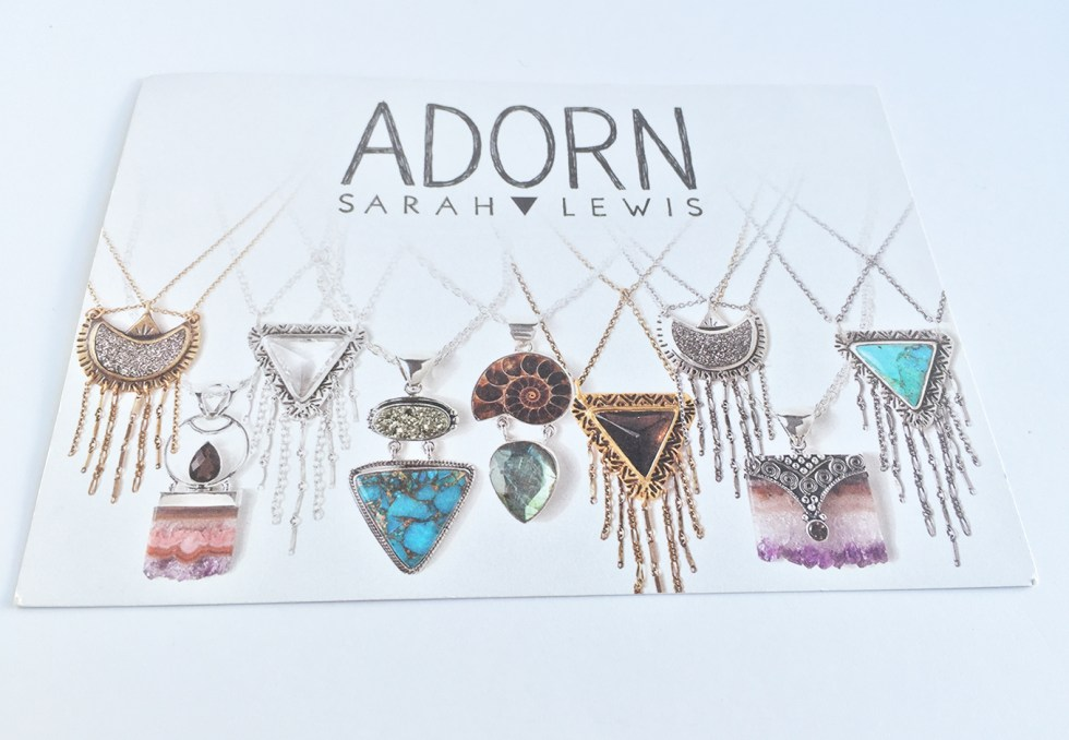 Adorn Postcard