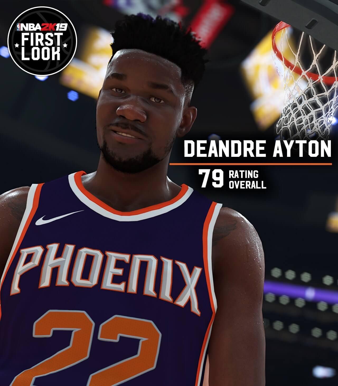 NBA 2K19 Gallery NBA 2K19 Ratings