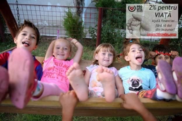 Copiii de la Slobozia