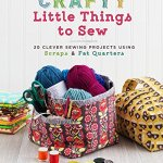 Crafty little things to sew {blog hop and giveaway}