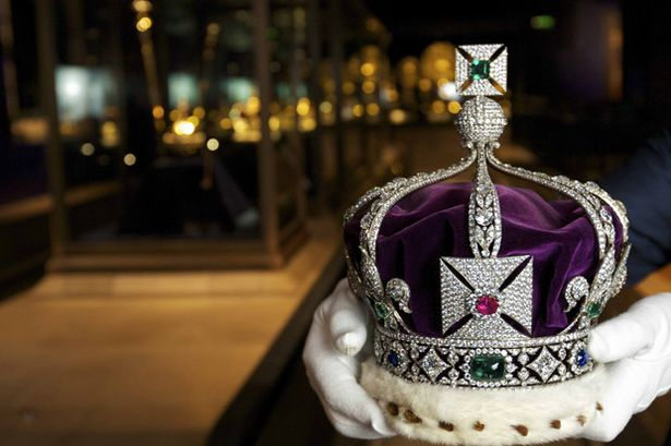 Crown Jewels The Enduring Symbol Of The British Monarchy Have A 21st Century Makeover