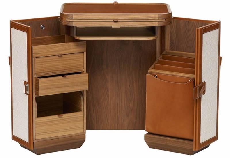Herms Coffre Lutrin Portable Desk