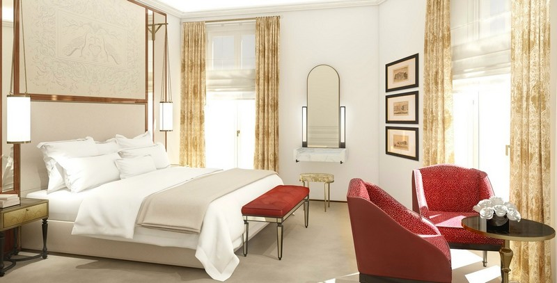 Dorchester Collection Highly Anticipated Eden Hotel Opens In Rome