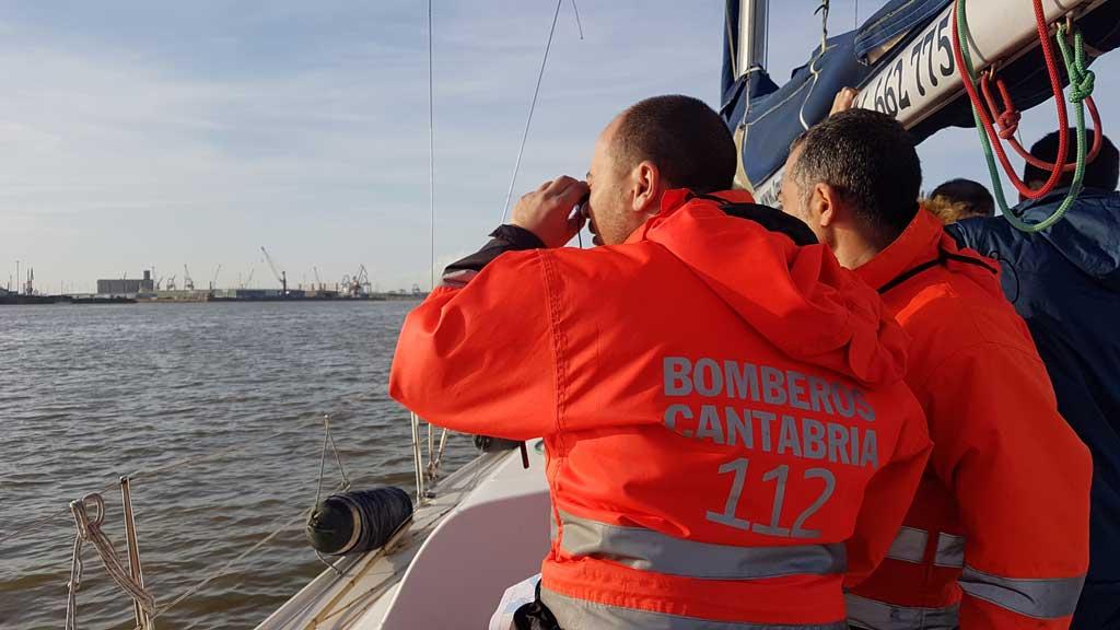 Titulaciones náuticas para bomberos