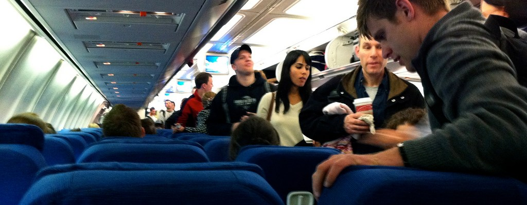 Airplane Seating