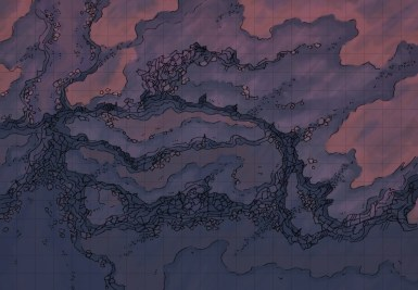 volcanic-descent-color-square