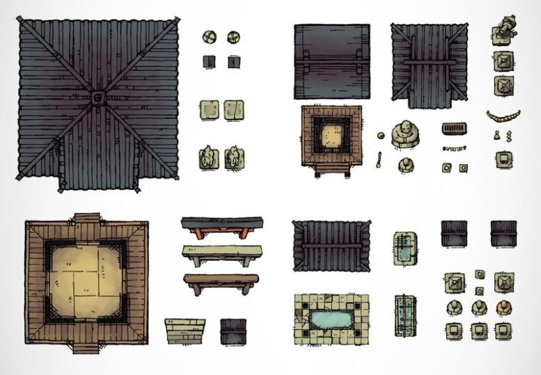 Shrine Essentials (color)