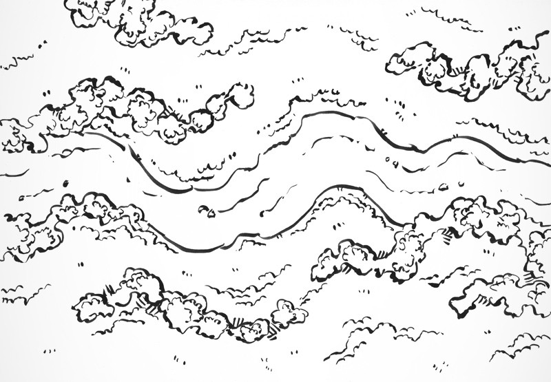 Wild Road (lines)