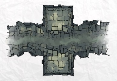 Dungeon Chasm Water