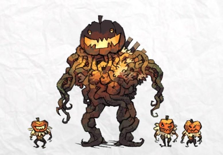 Harvest Horror Encounter
