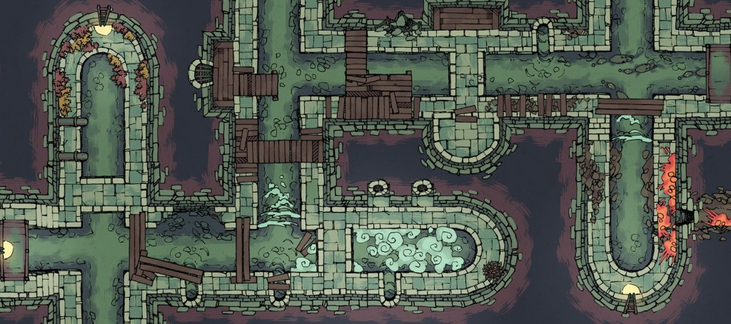 Sewer Map Assets, Banner